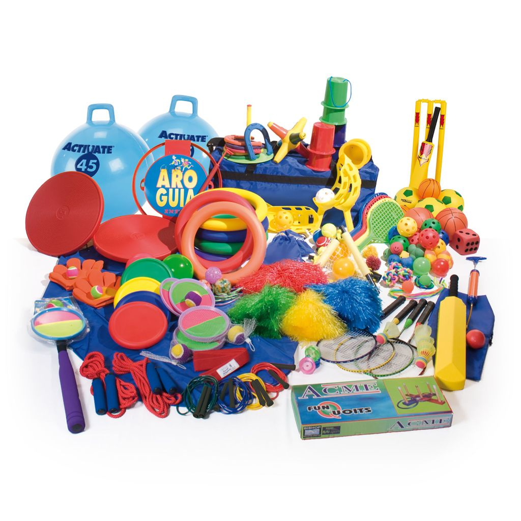 Active Play & Exercise Equipment Packages