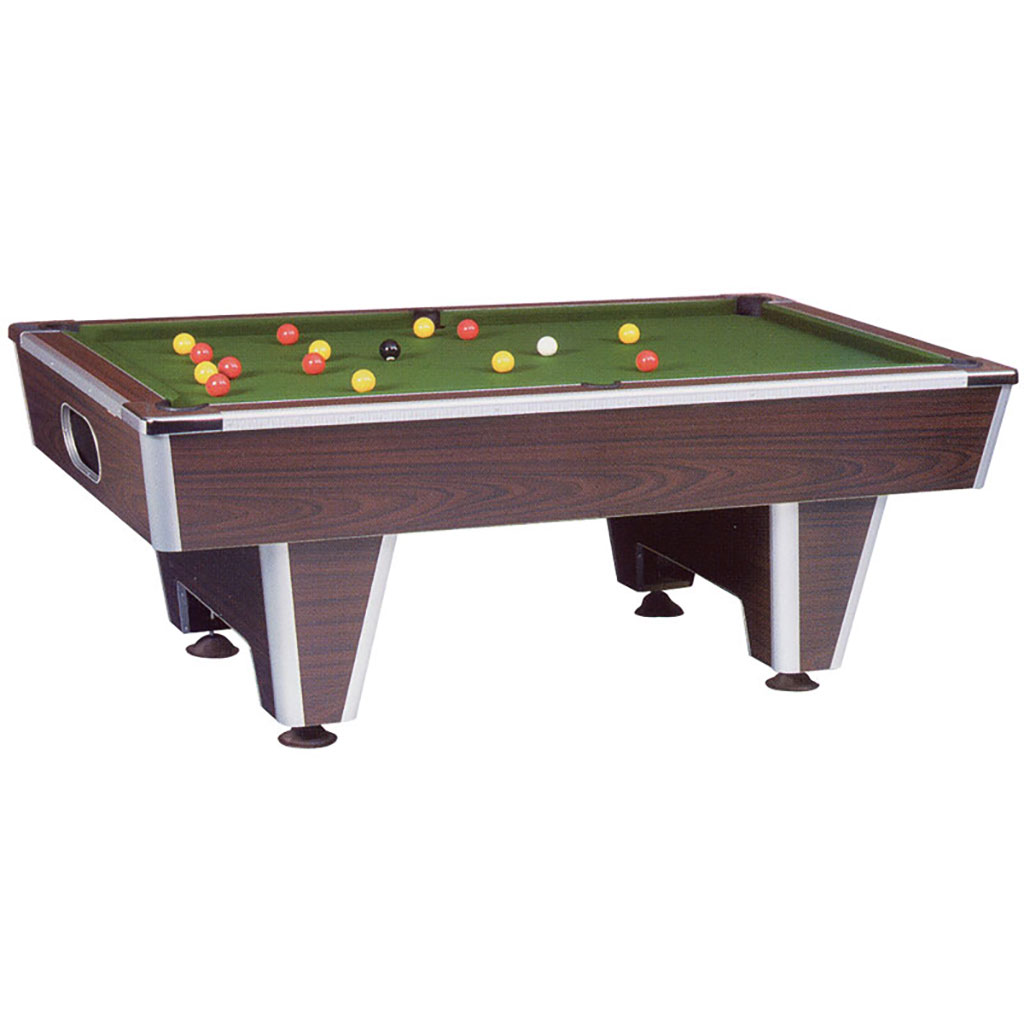 FREEPLAY SLATE BED POOL TABLE
