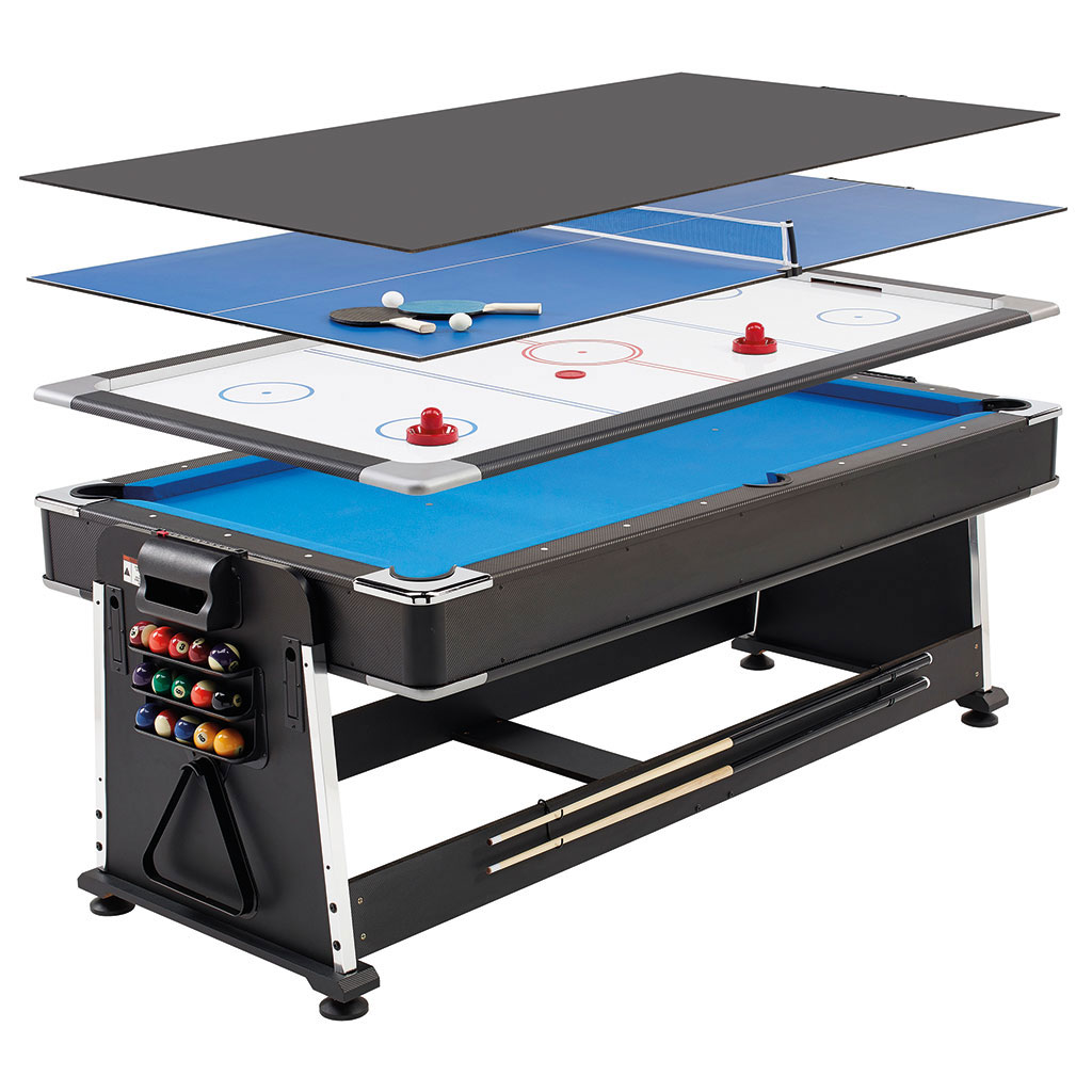 REVOLVER 7FT 3-IN-1 TABLE