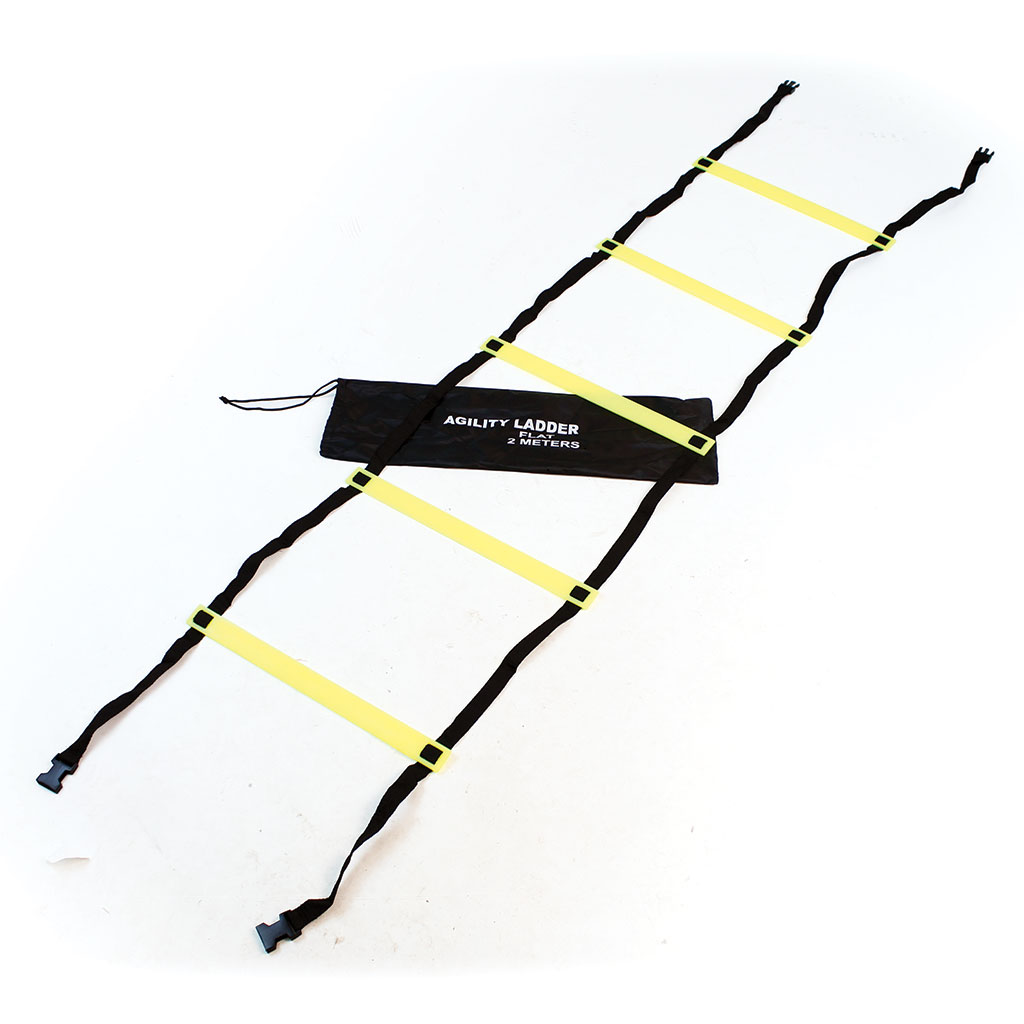 FLAT FOOT SPEED LADDER