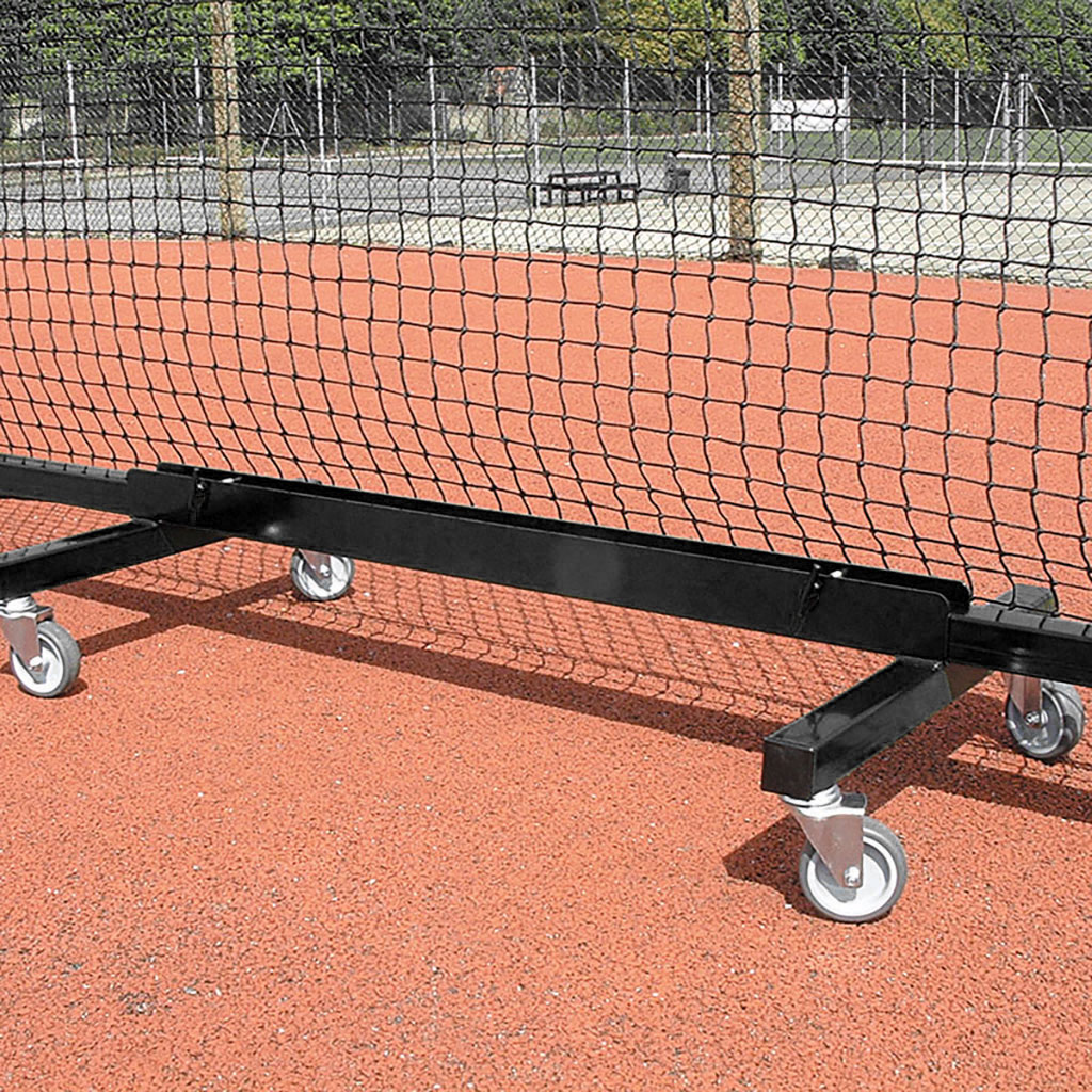 FREESTANDING TENNIS TROLLEYS