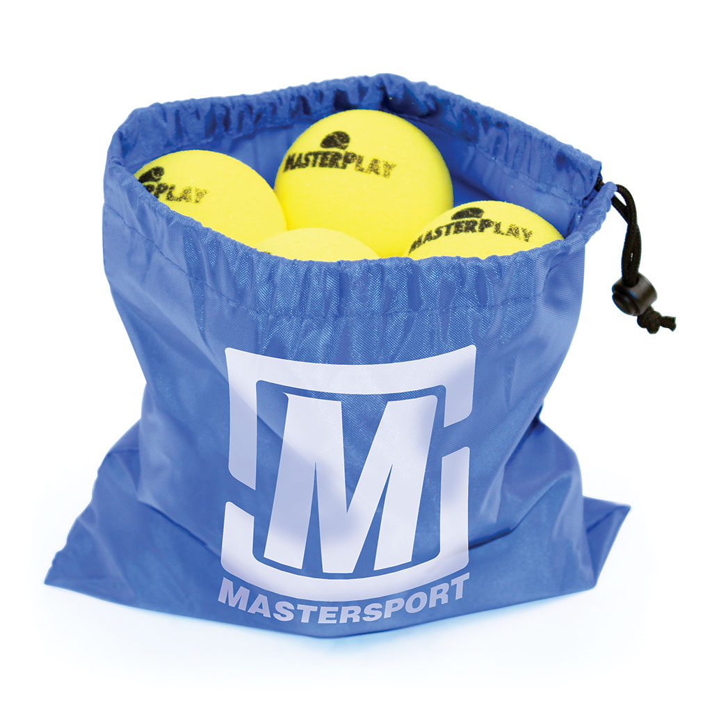 MASTERPLAY INDOOR FOAM TENNIS BALL