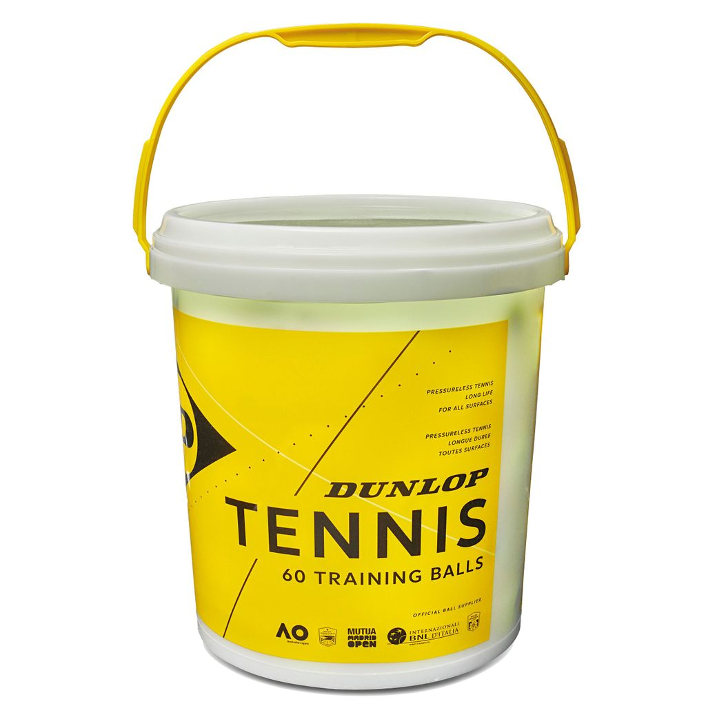 DUNLOP TRAINING TENNIS BALL