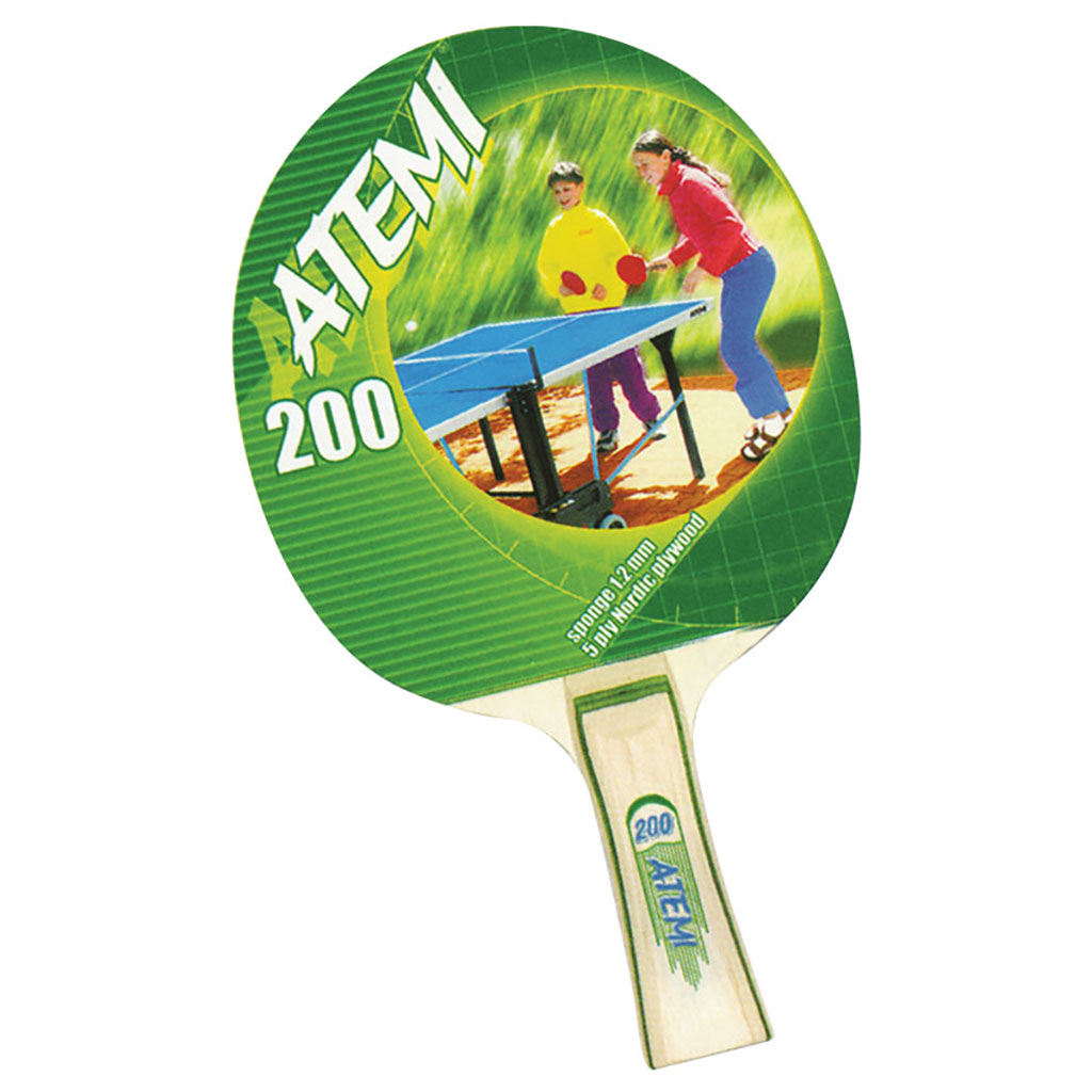 ATEMI 200 TABLE TENNIS BAT