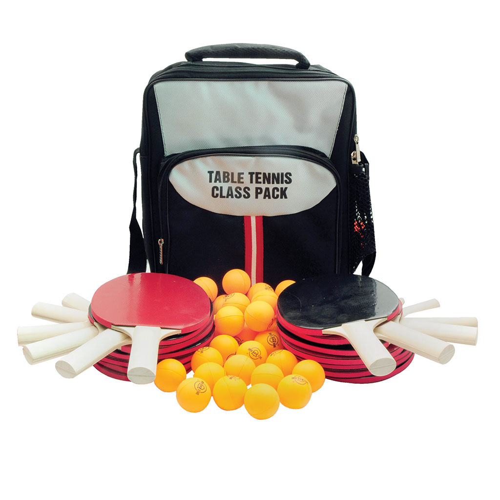 Table Tennis Equipment Packages