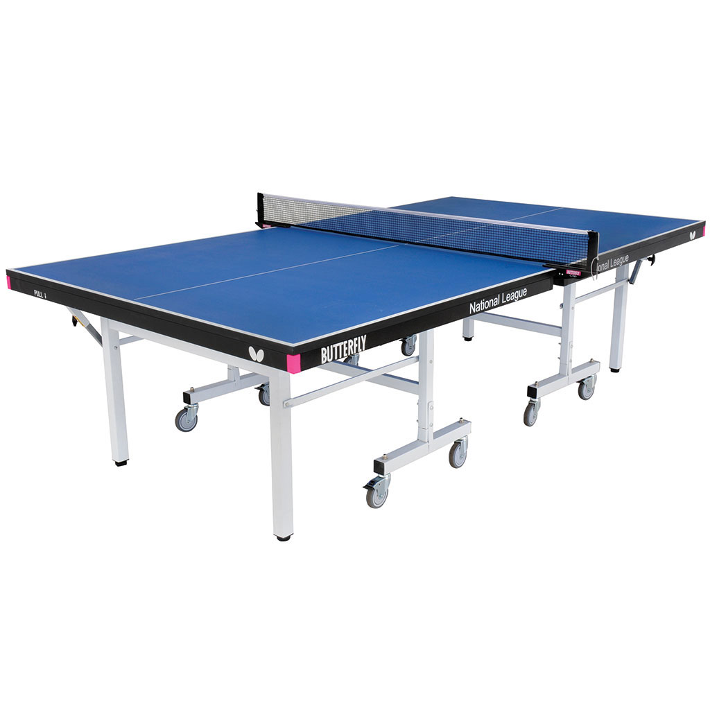 BUTTERFLY NATIONAL LEAGUE TABLE TENNIS TABLE