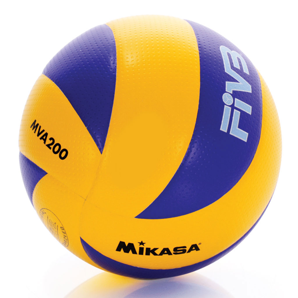 MIKASA MVA200 VOLLEYBALL FIVB OFFICIAL GAME BALL