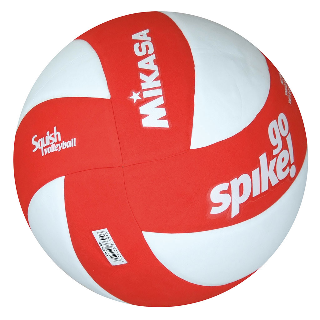 MIKASA VSV800-WR  'GO-SPIKE!' VOLLEYBALL ENGLAND BALL